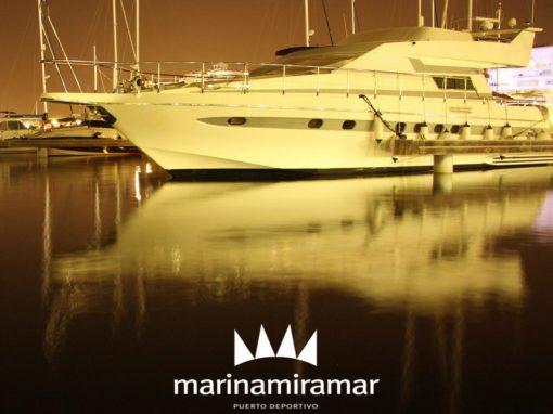 Diseño Web Marina Miramar